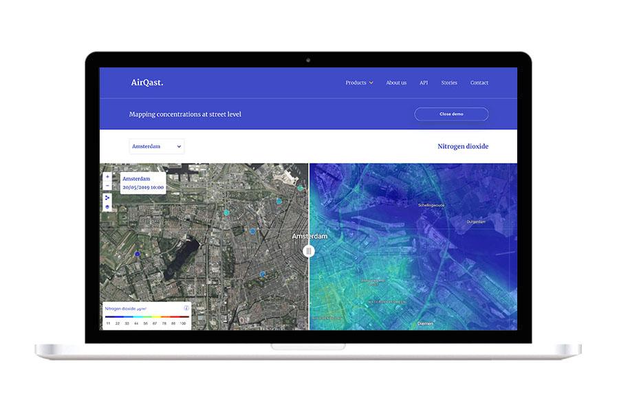 Plataforma de calidad del aire